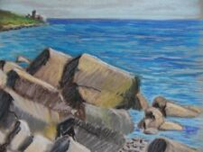 Dealer or Reseller Listed Multi-Colour Art Pastel Paintings