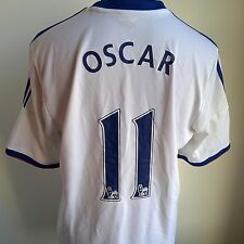 Chelsea 2013 away football shirt #11 Oscar Adidas Jersey Taille Adulte L