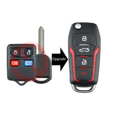 For Ford Expedition Explorer Upgraded Flip Remote Key Fob 315MHz 4D63-CWTWB1U331