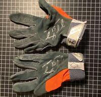 Tim Tebow Autographed Game Used Batting Gloves Tebow Holo 1505073 & 1505074 Cert