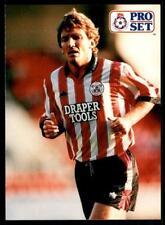 Pro Set Calcio 1991-1992 Southampton Russell Osman #114