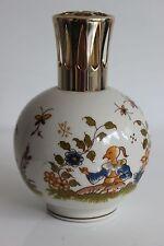 LAMPE BERGER Porcelaine Décor MOUSTIERS Complète très bon état