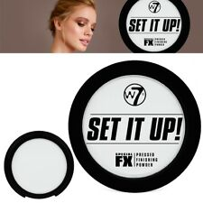 W7 Cosmetics Set it up Pressed Special FX Finishing Face & Skin Polvo Makeup
