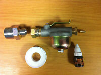 Atkinson Filter Valve Pack Fitting Kit For Bottom Out Heating Oil Tank (AFV1001)