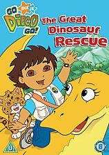 Go Diego Go - The Great Dinosaur Rescue (DVD, 2009)