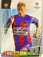 Adrenalyn XL Champions League 11/12 - Keisuke Honda