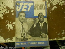 VINTAGE JET MAG -8/19/65- Nipsey Russell/Vietnam War/Viet Cong/Ray Charles
