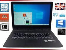 "13.3"" Touch Lenovo Yoga 3 Pro Intel M5 8GB 512GB SSD Convertible Laptop JBL"