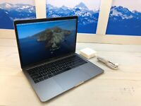 "Apple MacBook Pro 2 USB-C 2017 13"" Laptop 256GB 8GB RAM Space Gray"