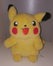 "Pokemon Pikachu 10"" Plush Toy Nintendo Bandai 2004"