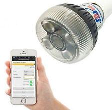 NuCam 1080p Light Bulb Hidden IP Camera HD Wifi MicroSD/Cellphone Memory Video