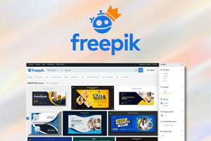FreePik Premium 1 year - share account