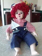 raggety ann sailor doll