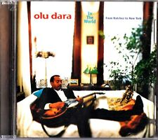 Olu Dara- In The World: From Natchez To New York CD -1998 (HDCD/Blues)