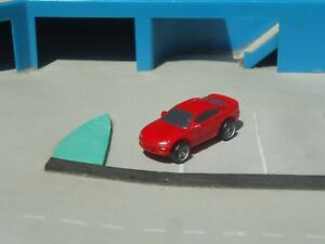 Micro Machines Dodge Avenger in red