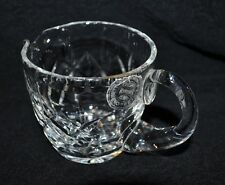 WEBB & CORBETT ~ ENGLISH CUT CRYSTAL ~ 3PC SET - FREE SHIP - NEVER USED!!