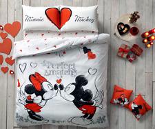 Disney Mickey Mouse Minnie Duvet Cover SET (4 PCS)