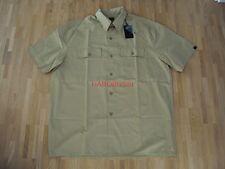 Original Pepe Jeans London Hemd kurzarm Shirt beige NEU Gr.: XL PJL UK British