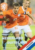 NETHERLANDS V GERMANY UEFA NATIONS LEAGUE 2018/19