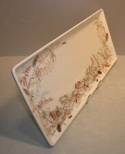 NEW  Oblong Serving Tray Sologne Pattern  From GIEN