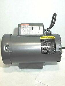 New Baldor 34K841W771G1 3/4HP 1 Phase 1425/1725 Frame 42CZ  110, 220V