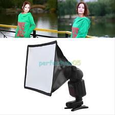 Hot Portable Softbox SpeedLight Mini Flash Diffuser For Canon 580EX 430EX 550EX
