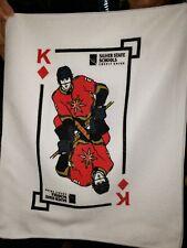 Vegas Golden Knights playoff towel June 22, 2021 Round 3, Game 5, ,Whitecloud