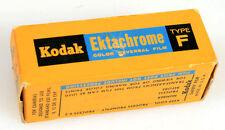 KODAK EKTACHROME TYPE F FOR FLASH EF 620, EXP. 10/1960 UNOPENED