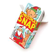 Christmas Snap Card Game for Kids - Cracker Filler Gift