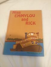 JOHN KENNY SIGNED BOOK. MISS EMMYLOU AND RICK