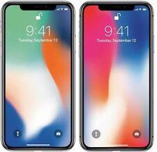 Apple iPhone X iOS Smartphone ohne Simlock Kamera HD WLAN 64GB mit ausg. Mwst