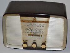 50's Vintage MURPHY LW/MW/FM (UHF) 3-band Bakelite Valve Radio A372 [PL2079]
