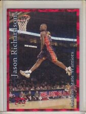 JASON RICHARDSON SCI RUBY #84/100 GOLDEN STATE REFRACTOR RARE ROOKIE CARD RC