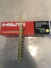 Hilti DX Cartridge 6.8/18 M10 STD yellow For Dx 76 Nail Gun