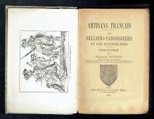 Artisans Français - Selliers Carrossiers Bourreliers - Husson - Marchal - 1906