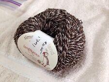 Simply Shetland Silk And Lambswool Yarn Color 020 Slains