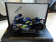 Ixo 1/24 Suzuki GSV-R #10 K. Roberts Moto GP 2002