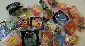 Kids Meal Toys Lot of 5 New Gift Birthday Surprise Mixed McDonalds Arby's Sonic