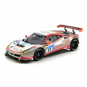 Carrera Evolution Ferrari 488 GT3 WTM Racing #22 Slot Car