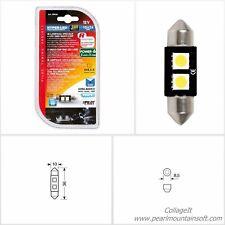 LAMPADA HYPER LED POWER 6 12V C5W SV8.5-8 CON RESISTENZA PILOT LAMPA