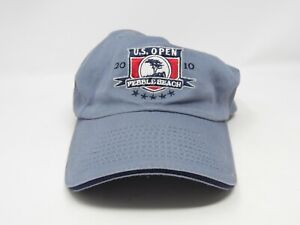 2010 US Open PGA Pebble Beach Golf Club Country USGA Hat Cap