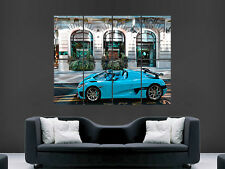 KOENIGSEGG ONE SUPERCAR FAST ART WALL POSTER  PICTURE PRINT LARGE HUGE