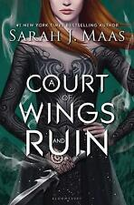 A Court of Wings and Ruin (A Court of Thorns and Roses), Maas, Sarah J., New, Ha