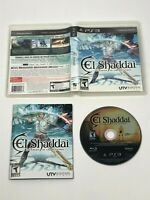 El Shaddai: Ascension of the Metatron  for PlayStation 3 PS3 Complete w/ Manual