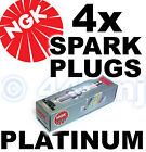 4 Pack NEW GENUINE NGK Platinum SPARK PLUGS LFR5AP-11 Stock No. 4775 Trade Price