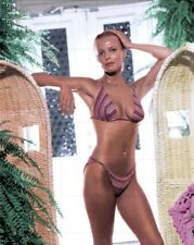 "CHERYL LADD - CHARLIE'S ANGELS - 10"" x 8"" Colour Full Length Photograph 1980's"