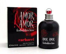 Amor Amor Forbidden Kiss by Cacharel EDT Spray 3.4 oz. No Cellophane(sku:18052)