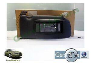 SAAB 9000 (1994>1995) Right Hand Sun Visor 4510699, New Genuine SAAB Part