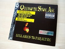 Queens Of The Stone Age Lullabies To Paralyze UK CD/DVD Interscope 988031-3 2 NM