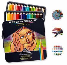 Prismacolor Premier Colored Pencils Soft Core Count Color Set 48 Pack Pencil